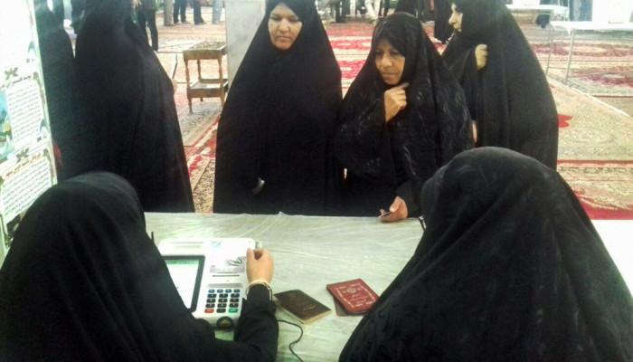 تصاویر انتخابات ریاست جمهوری و شورای اسلامی شهر و روستا در بجنورد