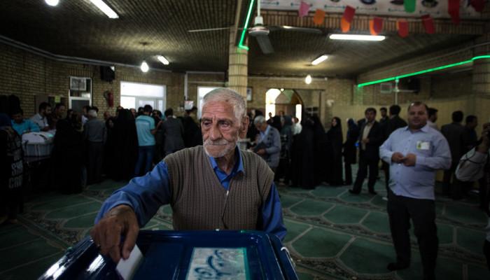 تصاویر انتخابات ریاست جمهوری و شورای اسلامی شهر و روستا در قزوین