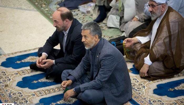 تصاویر نماز جمعه تهران  -  جمعه ۲۹ اردیبهشت