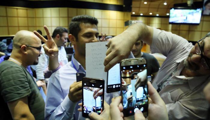 تصاویر ستاد انتخابات وزارت کشور -۳