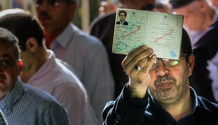تصاویر انتخابات ریاست جمهوری و شورای اسلامی شهر و روستا_۱۰
