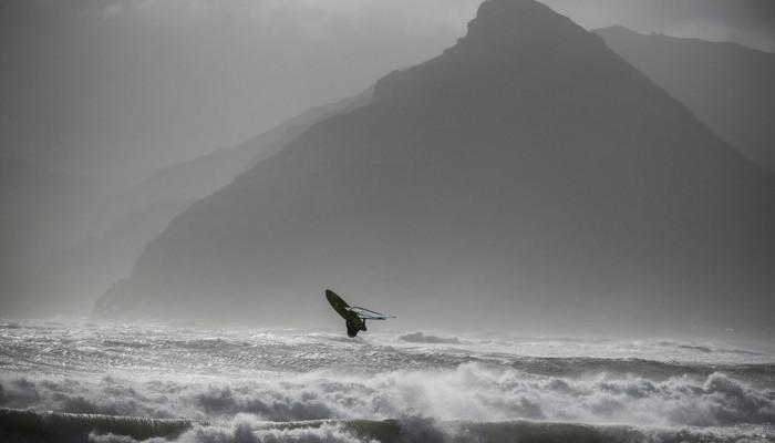 تصاویر طوفان بی سابقه در آفریقای جنوبی