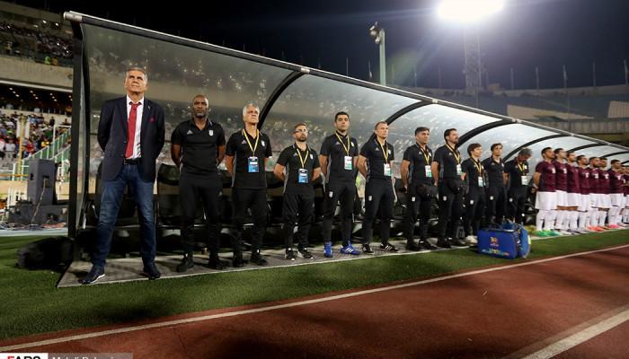 تصاویر ایران 2-0 ازبکستان