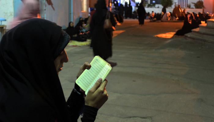 تصاویر مراسم احیای شب نوزدهم ماه رمضان در ارومیه