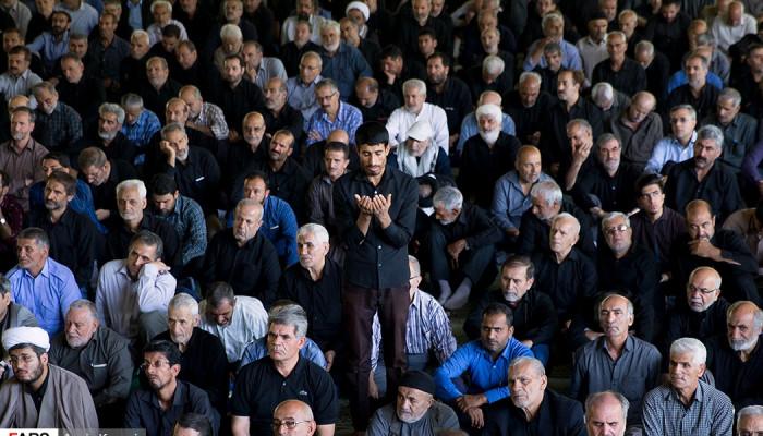 تصاویر نماز جمعه تهران  -  جمعه 26 خرداد