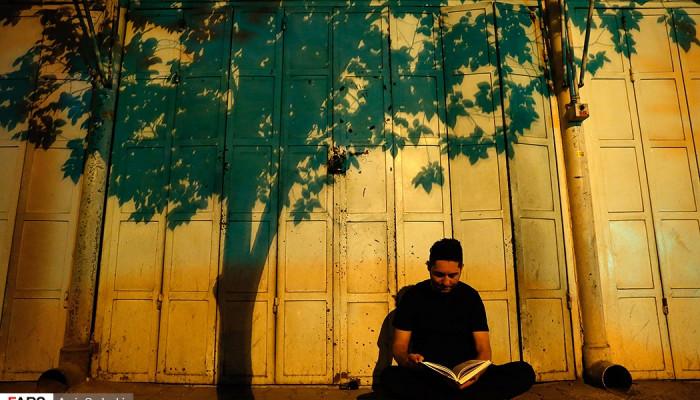 تصاویر احیای شب بیستوسوم ماه مبارک رمضان در استانها -2
