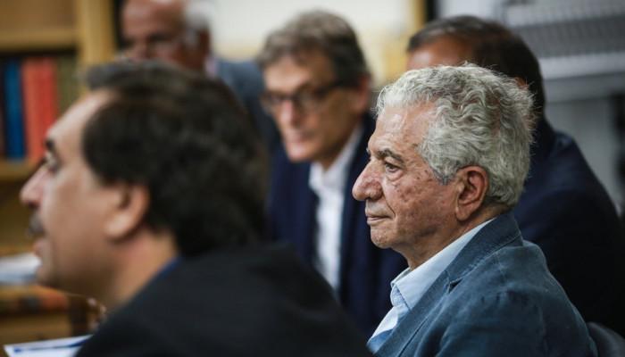 تصاویر نشست خبری نمایشگاه آثار پرویز تناولی