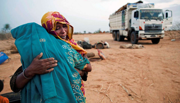 تصاویر پناهجویان در کشورهای مختلف