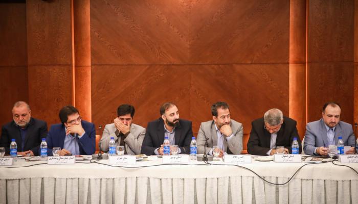 تصاویر نشست معاونین منابع انسانی دادگستری های کشور