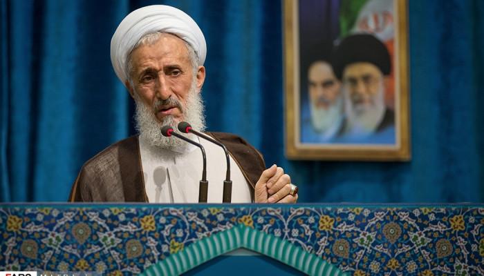 تصاویر نماز جمعه تهران  - ۱۶  تیر۱۳۹۶