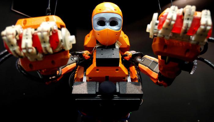 تصاویر ربات ها در دنیای ما