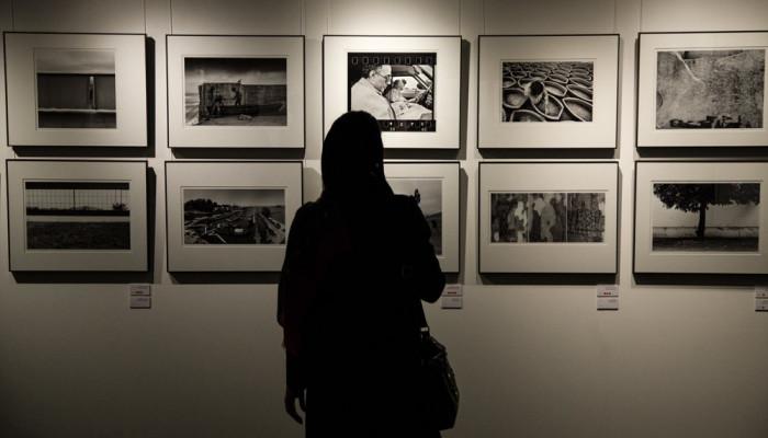 تصاویر نمایشگاه عکس یک تکه زندگی