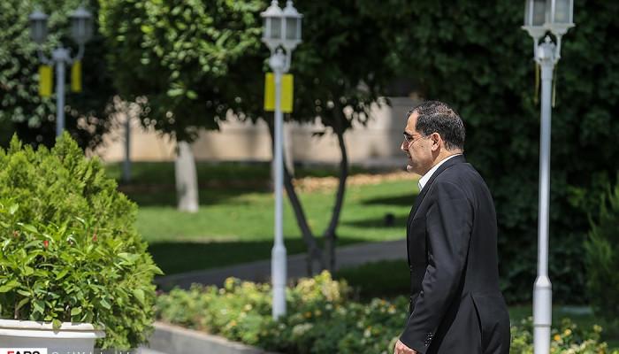 تصاویر جلسه هیات دولت -  21تیر ۹۶