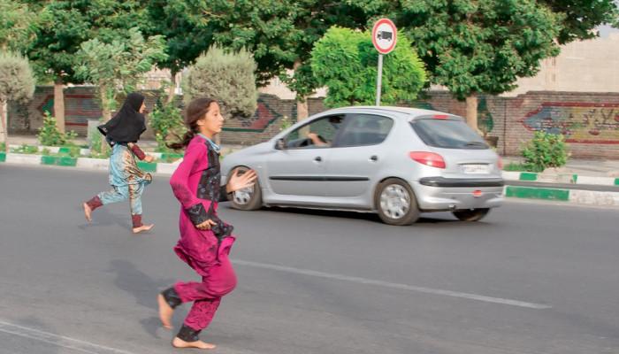 تصاویر اجرای طرح جمع آوری متکدیان در شهریار
