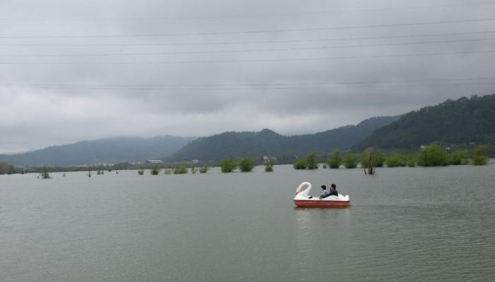 تصاویر تالاب استیل شهرستان مرزی آستارا