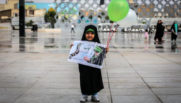 تصاویر اجتماع سراسری بزرگداشت روز ملی عفاف و حجاب
