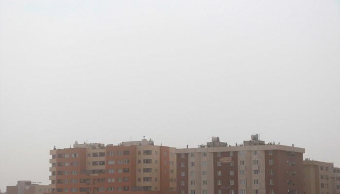 تصاویر کرمان در محاصره ریزگردها