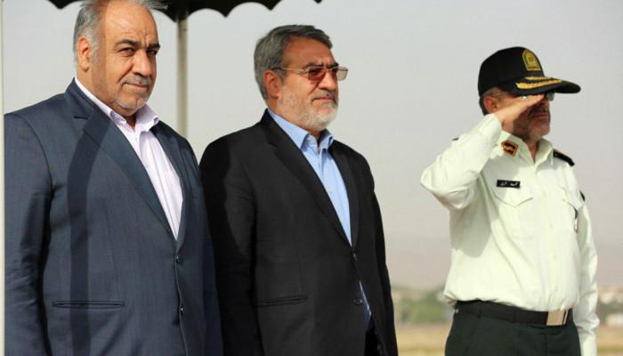 تصاویر سفر عبدالرضا رحمانی فضلی وزیر کشور به لرستان