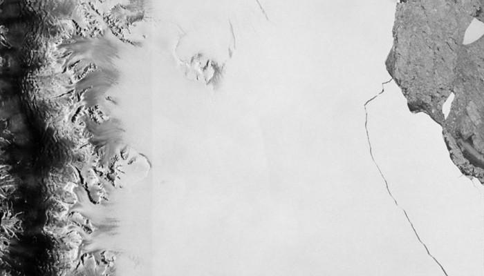 تصاویر یخ های شکننده قطبی
