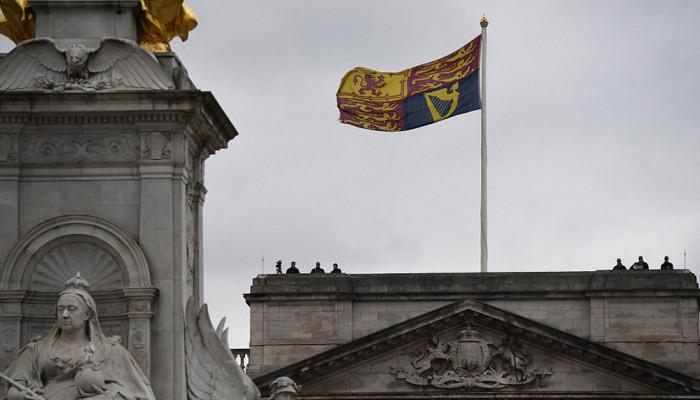 تصاویر سفر پادشاه اسپانیا به انگلیس