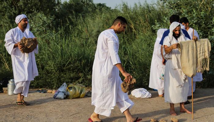 تصاویر عیدانه فرزندان آب