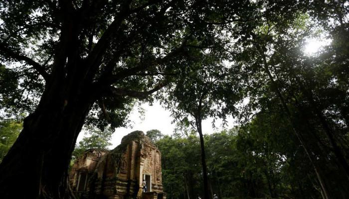 تصاویر ثبت معبدی در کامبوج در فهرست یونسکو