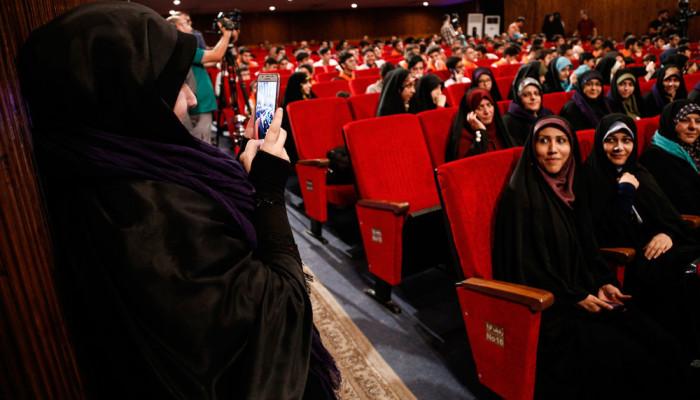 تصاویر جشن افتتاح شبکه امید