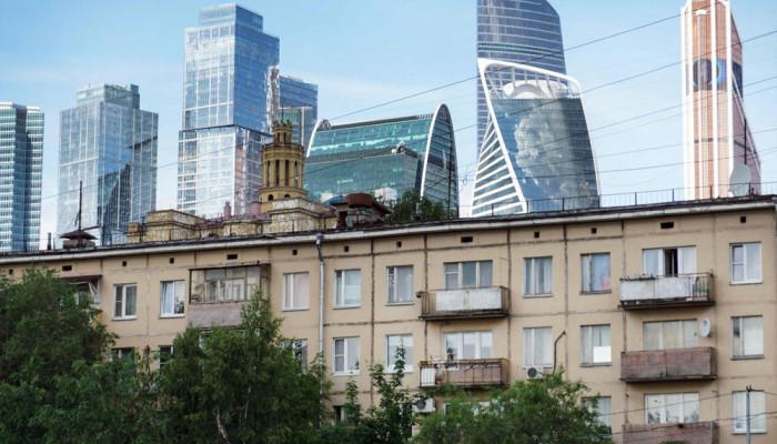 تصاویر نوسازی شهر مسکو