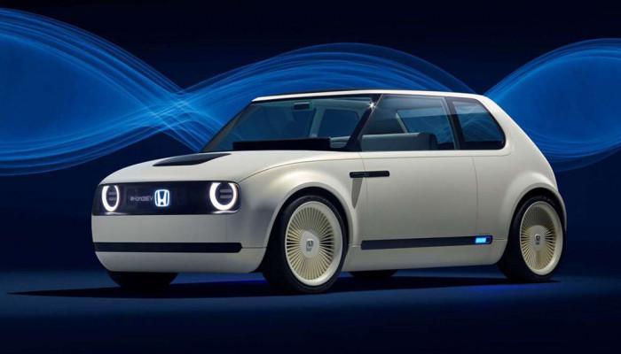 تصاویر مدل مفهومی خودروی برقی هوندا