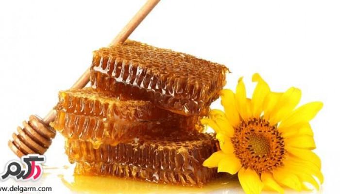 خاصیت خوردن گردو همراه با عسل
