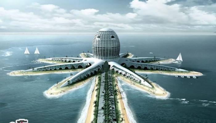 مکان های دیدنی دبی(عکس)