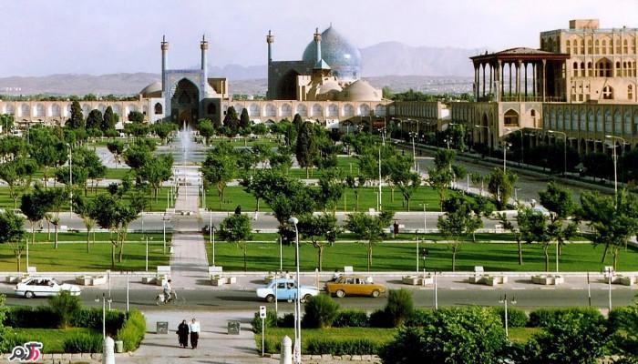 شهر های خواهر خوانده اصفهان