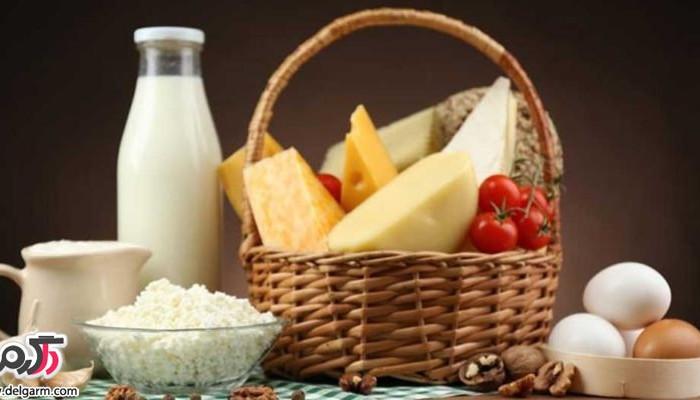 مواد غذایی که باعث از بین رفتن کلسیم بدن میشود