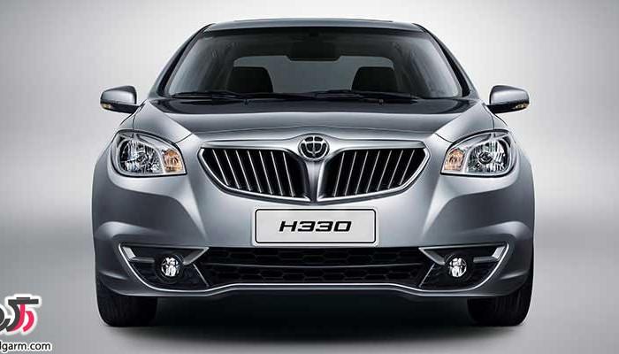 مشخصات فنی خودرو برلیانس H330
