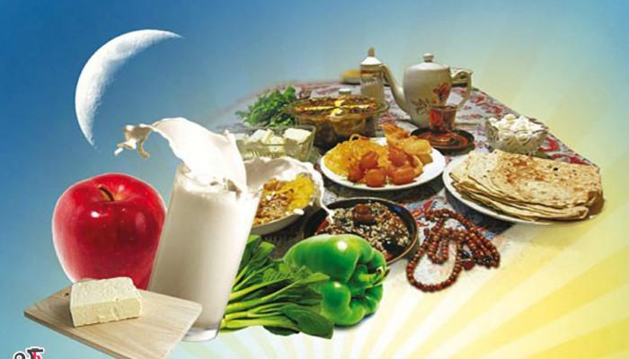 جلوگیری از گرسنگی در ماه مبارک رمضان