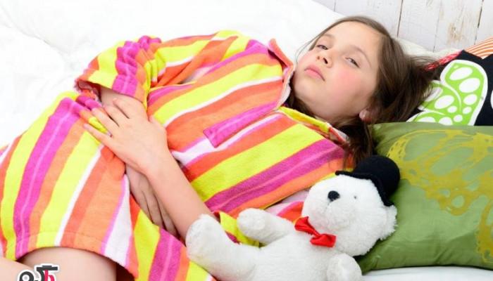درمان بیماری کرمک یا اکسیور در کودکان