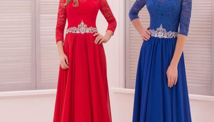 جدیدترین مدل لباس شب مجلسی 2017