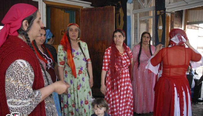 فلسفه وجود کولی(غربتی ها)در ایران