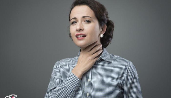 درمان گرفتگی صدا در منزل