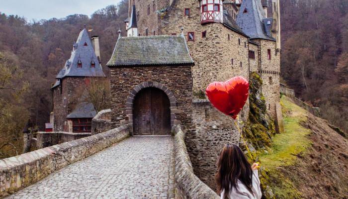 قلعه التز؛مکان زیبا و دیدنی در آلمان