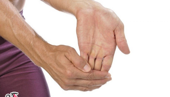 چند حرکت برای تقویت انگشتان دست