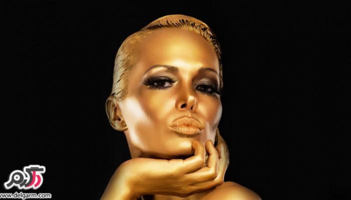 ماسک طلا : پاک کننده ها و لایه بردار مخصوص صورت