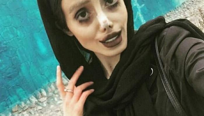 سحر تبر معروف به زامبی یا عروس مردگان شاخ جدید اینستاگرام