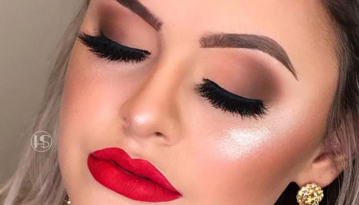 آموزش آرایش لایت چشم جدید 2018 + فیلم مرحله به مرحله