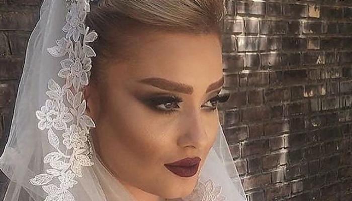 گریم و آرایش صورت عروس جدید 2018