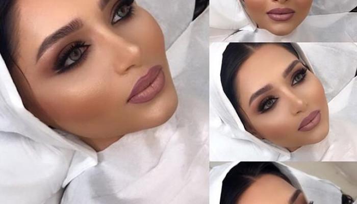 11 عکس مدل آرایش عروس ایرانی جدید 2018 - 96