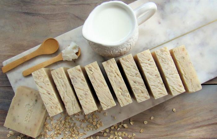 ۱۰ مزیت صابون شیر بز برای زیبایی و سلامت پوست