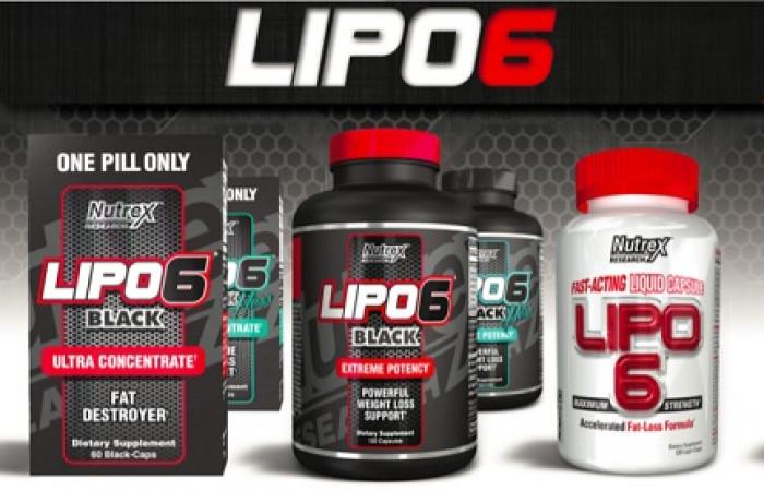 مکمل چربی سوز Lipo-6 و فواید آن جهت کاهش وزن