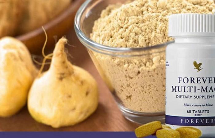 فواید مصرف  اَبر غذایی  به نام  ماکا (Maca)