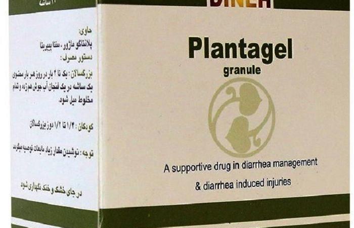 فواید مصرف گرانول پلانتاژل دینه جهت سلامت روده ها